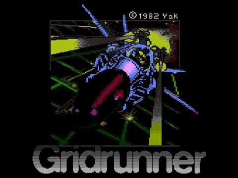 Gridrunner - port for Atari computers