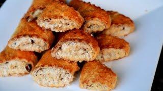 Gata with Walnuts - Armenian Recipe