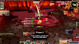▶ World of Warcraft - Chimaeron (Kill & How to!) - Blackwing Descent (TTB) - TGN.TV