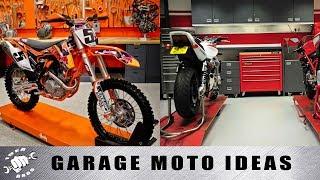 20 Moto Garage Ideas