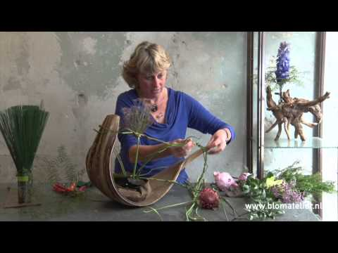 Workshop Dutch floral design