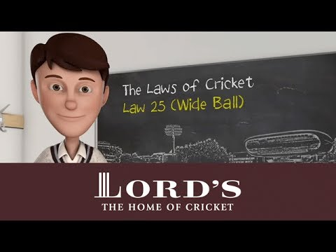 Wide Ball | The Laws of Cricket with Stephen Fry