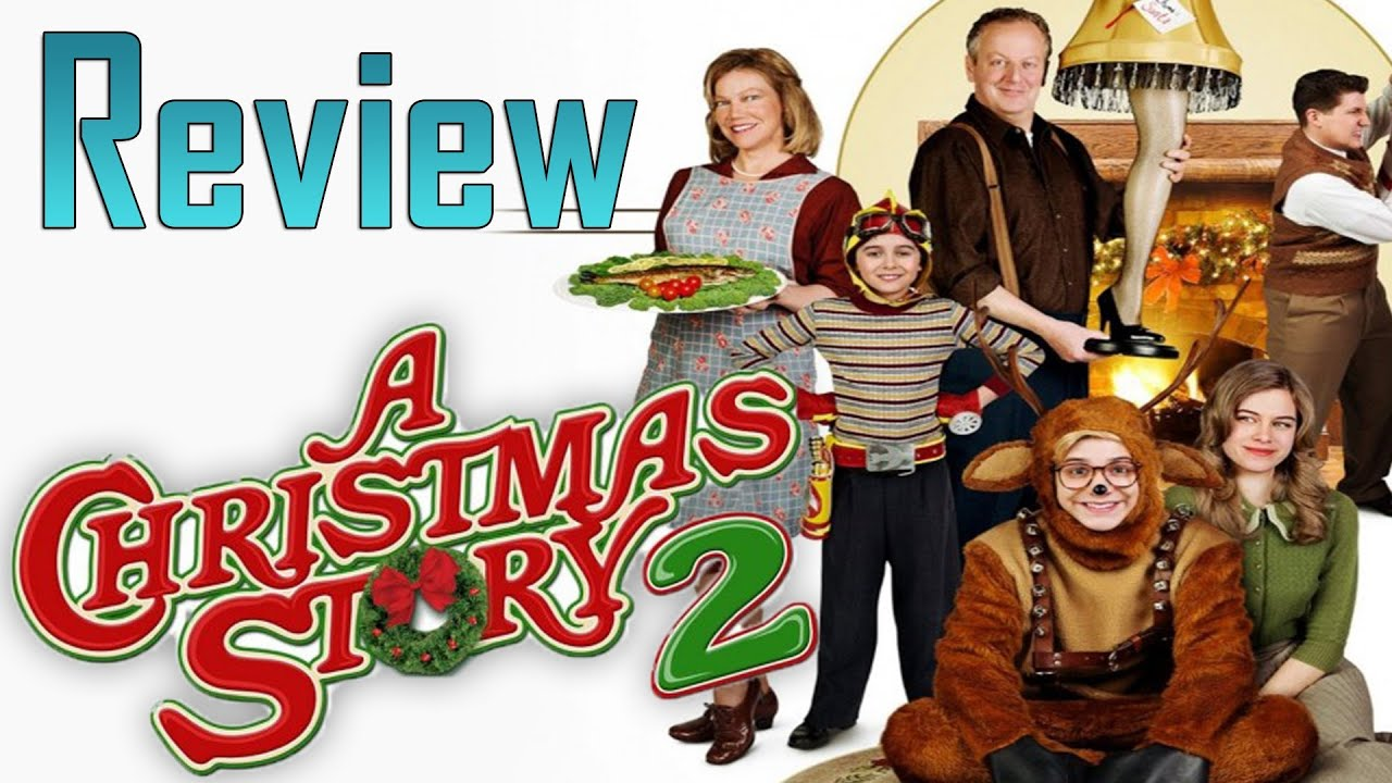 A Christmas Story 2: Review - YouTube