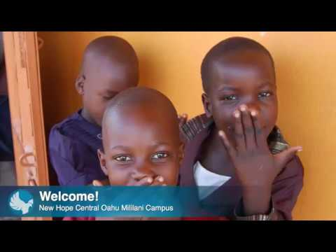 3/5/17(Sun 8 am) Village of Hope, Uganda.  See what God has done!