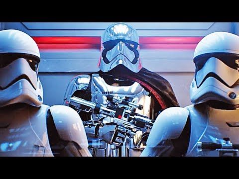 Star Wars: Reflections   official Unreal Engine real-time ray-tracing demo (2018)