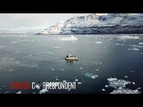 On Top of the World - the land of ice embracing climate change