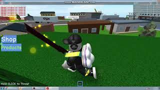 tpa 1 ABILITIES! ⭐ Knife Simulator game roblox