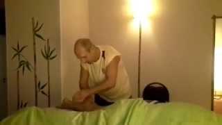 Антицеллюлитный массаж техника выполнения