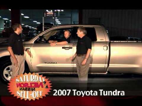 Nelson Nissan Broken Arrow - YouTube