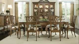 American Memories Leg Dining Room Collection From Art Furniture