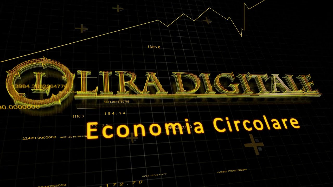 Alfa Motions Presents | Lira Digitale  | Economia Circolare