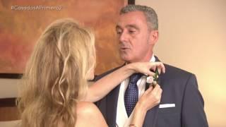Claudia: madrina, exnovia y mujer perfecta para Jaime - Casados a primera vista