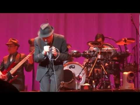 Leonard Cohen, Lover, Lover, Lover - Oakdale Theatre, Wallingford, CT 4.2.2013