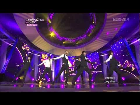 BEAST - I like you the best mirror dance