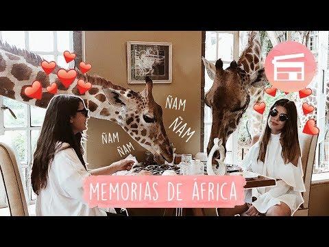 MEMORIAS DE ÁFRICA - DULCEIDA y ALBA