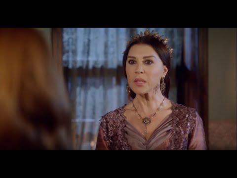 Валиде заткнула Хюррем. Это последнее предупреждение Не вздумай причислять себя к монаршей семье