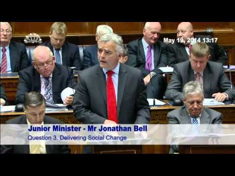 Question Time: Office of the First Minister and deputy First Minister Monday 19 May 2014