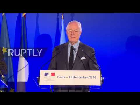 France: Idlib could become next Aleppo – UN's Staffan de Mistura