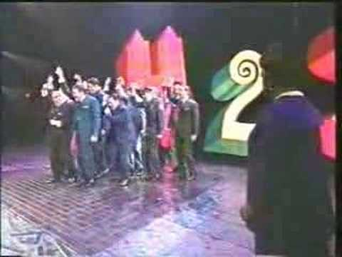 Brotherhood of Man  H2$  Tony Awards