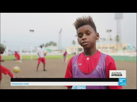 RDC : L'académie Ujana, un des plus grands centre de formation de football