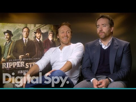 Ripper Street definitely ending after Season 5. Probably
