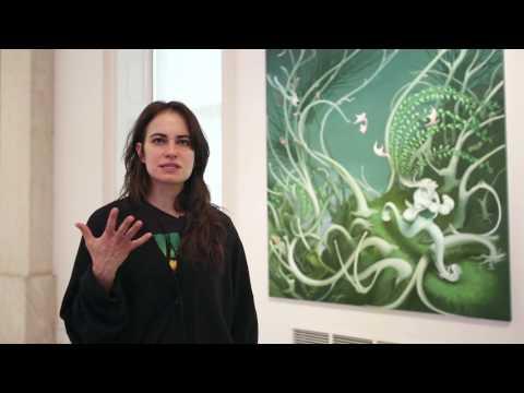 Meet The Artist: Inka Essenhigh