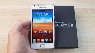 обзор телефона Samsung Galaxy s2