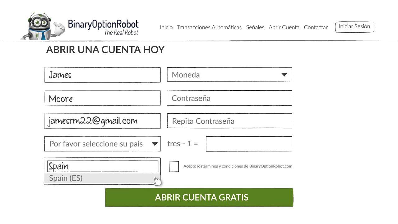 Binary option robot 1.1
