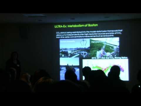 Lucy Hutyra (Boston University) - 2012 Harvard Forest Ecology Symposium