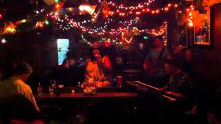 Alyson Williams at Arturs Tavern NYC July 2011 Part 1.MOV