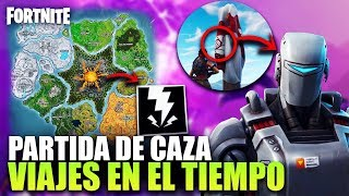 NEW SECRETS *CERTERO TRAVEL IN TIME* HEAD PARTY *FILTRATE* FORTNITE BATTLE ROYALE