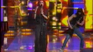Princessa avenue - Lovers(live 07.03.2010)Eurovision 2010