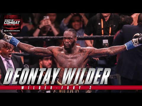 Deontay Wilder discusses the build up to this Tyson Fury rematch   State of Combat interview
