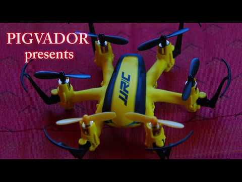 15 $: JJRC H2OH Welcome to the hexacopter world!