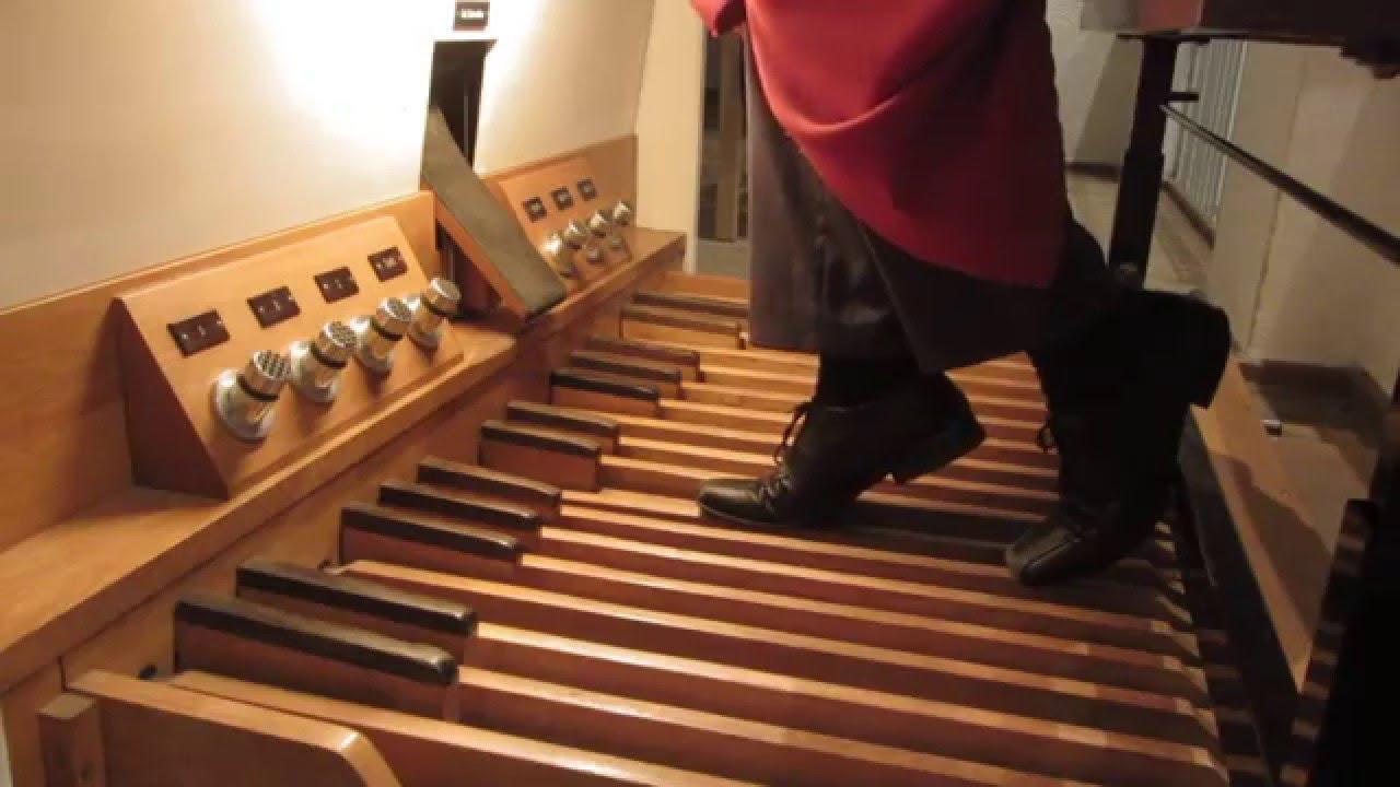 Orgelpedal