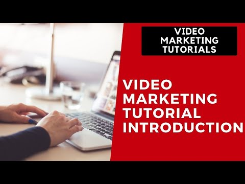 Video Marketing Tutorial Introduction thumbnail