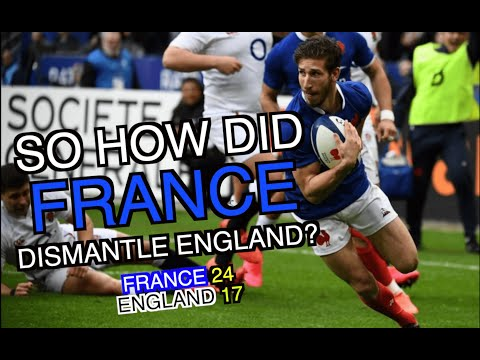 So How Did France Dismantle England? | The Squidge Report | Six Nations 2020