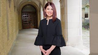 University of Toronto: Ismat Aziz, Chief Human Resources Officer, Sprint, Alumni Portrait