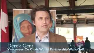 Derek Gent - World Partnership Walk 2014 **International Development**
