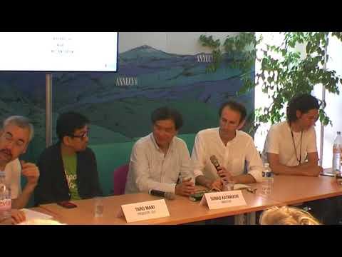 Annecy 2017 - Conférence de Presse Dans un recoin de ce monde 1