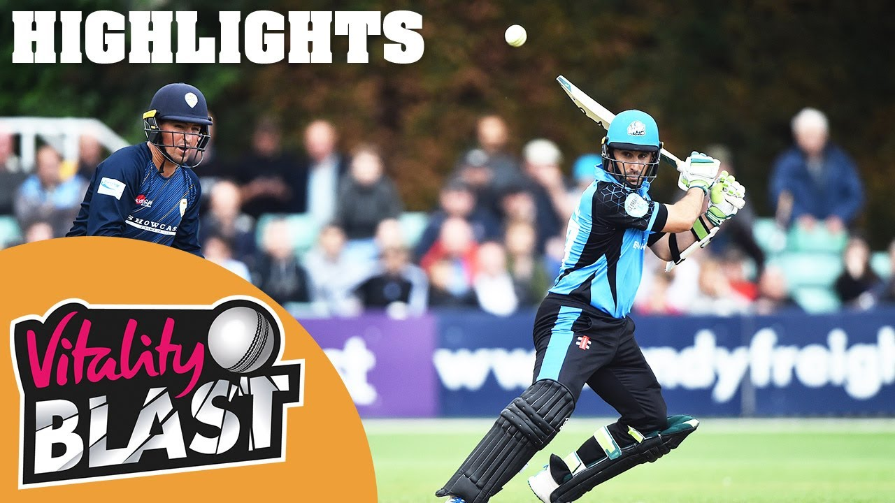 Birmingham Bears v Worcestershire Rapids | Ali Returns With 85* | Vitality Blast 2019 - Highlights