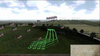 Gettysburg Armoured Warfare video game developers trailer - PC