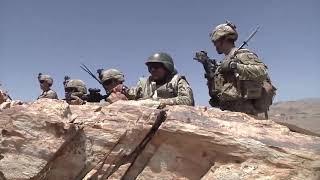 ชีวิตของทหารสหรัฐในอัฟกานิสถาน HD