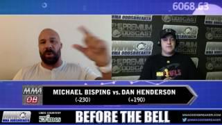 Before The Bell: UFC 204 w/ Nick Kalikas & Frank Trigg