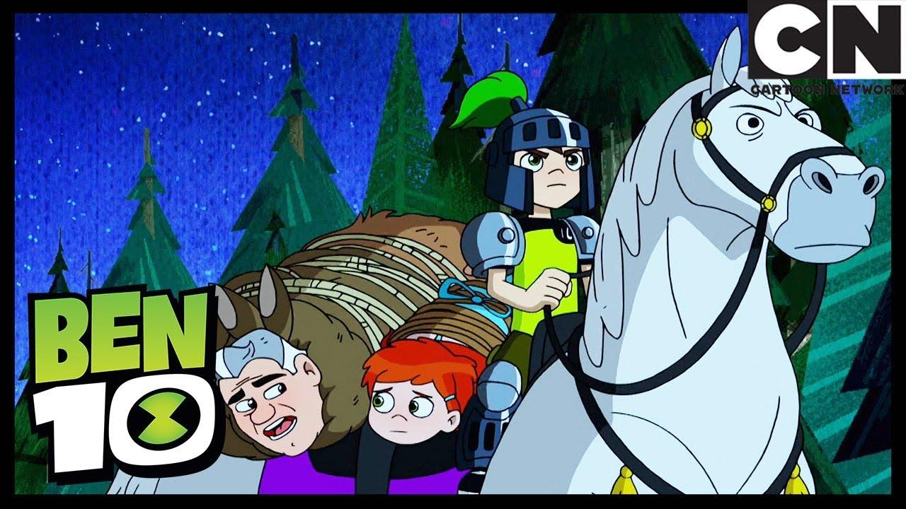 Ben 10 Francais Le Royaume De Zombozo Cartoon Network Youtube