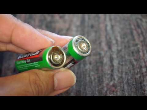 How to clean alkaline battery acid corrosion in electronic devices