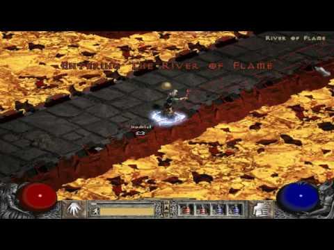 Diablo 2 1.00 hell Chaos Sanctuary runs (1)
