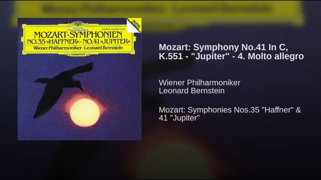 Mozart - Symphony No  41 - Cello Excerpts