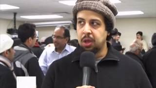 Urdu News Report: Sunni and Ahmadi Brothers in Faith? Dialogue in Canada