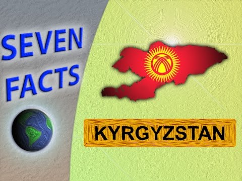 A country that's worth discovering: 7 Facts about Kyrgyzstan